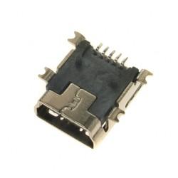 KONTROLKA LED CZERWONA 28mm/230V AC