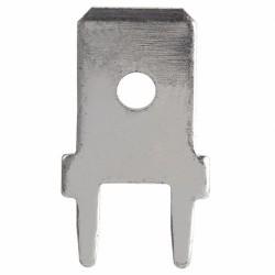 PRZEWÓD LGY/H05V 1X1,5mm CZARNY-1mb