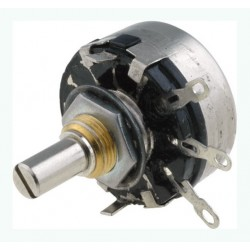 RADIATOR ALUMINIOWY 25X24X17mm CZERNIONY