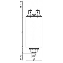 LAMINAT JEDNOSTRONNY 35um/1,5mm 21cmX24cm