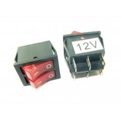 WTYK USB TYP A 3X WYJŚCIE MONTOWANY NA KABEL