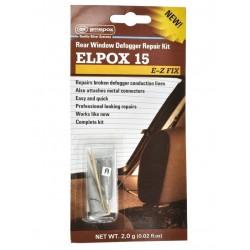 KLEJ ELPOX 15 2g ELEKTROPRZEWODZĄCY