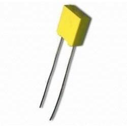 KONDENSATOR  330nf/100V MKT (5 SZT) 5%  RM5.00mm