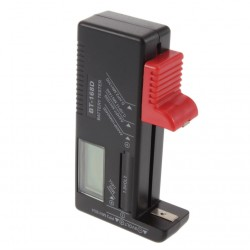 TESTER BATERII LCD AA  AAA  R3 R14 R20 R9