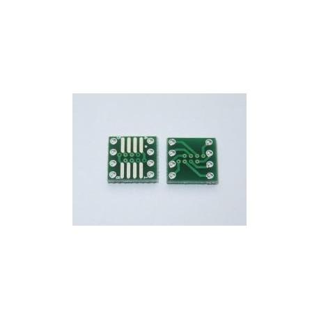 Adapter SOP8 na DIP8