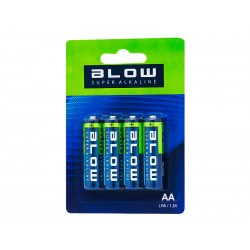 BATERIA BLOW 4-SZTUKI  AA R06P SUPER HEAVY DUTY