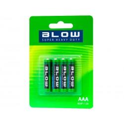 BATERIA BLOW 4-SZTUKI AAA R03P SUPER HEAVY DUTY