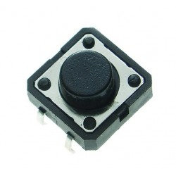TACT SWITCH 10-SZTUK 12X12 X4,3mm