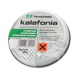KALAFONIA AKTYWNA DO LUTOWANIA 40g AG-CHEMIA