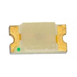 LED SMD 0805/10SZT/CZER/70mcd