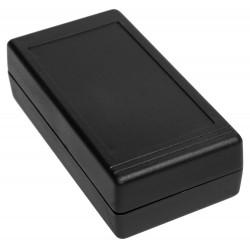 Obudowa uniwersalna, typ: Pełna, Z34B 37x68x129, materiał: PS, kolor: czarna, stopień ochrony: brak
