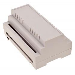 Obudowa do montażu na szynie DIN, Z104J ilość modułów: 8