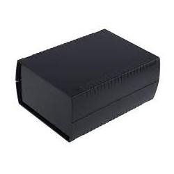 Obudowa uniwersalna,Z112B Pełna 80x136x185,5,  ABS,  czarna