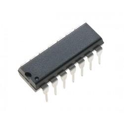 CD4017BE DIP14 CMOS