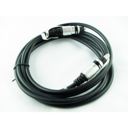 KABEL OPTYCZNY TOSLINK T-T 2M HQ