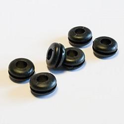PRZEPUST GUMOWY OKRĄGŁY 5mm 10-SZT
