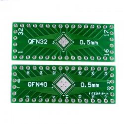 ADAPTER  QFN32 - QFN40 NA DIP