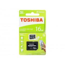 KARTA PAMIĘCI 16 GB TOSHIBA MICRO SD HC CLASS10