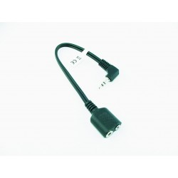 ADAPTER JACK WTYK 3,5mm 1X GN 3,5mm 1X GN 2,5mm