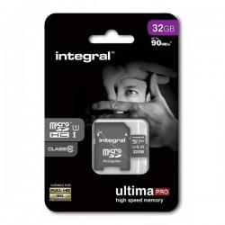 KARTA PAMIĘCI 32 GB INTEGRAL 32GB Class10 UHS1