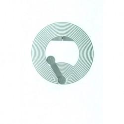 NAKLEJKA 25mm NFC TAG NTAG213 SAMOPRZYLEPNA 5-SZTUK