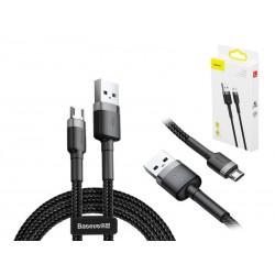 KABEL USB MICRO USB BASEUS 2,4A 1m