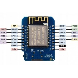 WeMos D1 mini ESP8266EX
