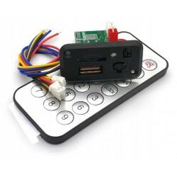 Moduł mini odtwarzacza MP3 z pilotem