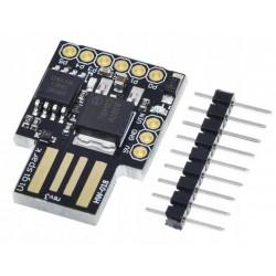 Moduł ATTiny85 USB Kickstarter ARDUINO