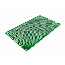 PŁYTKA UNIWERSALNA PI32G 90x150 FR4 1,5mm