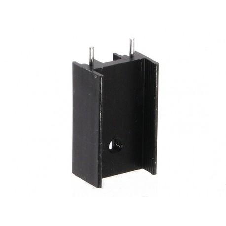 RADIATOR AL TO220 25X15X11mm